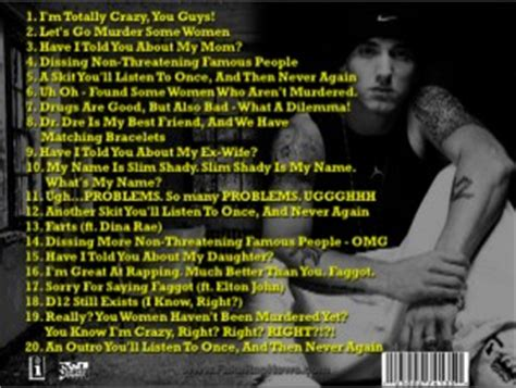 eminem quotes revival best quotes from eminem recovery quotesgram