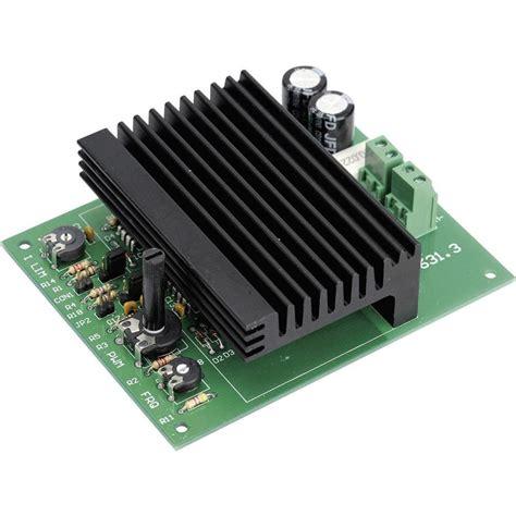 Flex Pcb Con Tc Flex Volume dc speed controller component h tronic 12 vdc 24 vdc 10 a