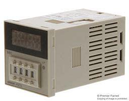 Digital Timer H5cn Ybn Omron h5cn xan ac100 240 omron digital timer