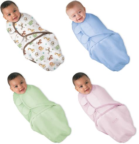 Summer Swaddle Me summer infant swaddleme cotton knit baby born swaddling