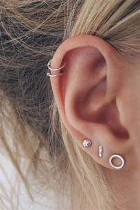 best 25 ear piercings ideas on ear peircings