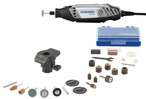 Dremel 707 01 75pcs Accessory Kit dremel 3000 variable speed rotary tool kit 24 midwest technology products