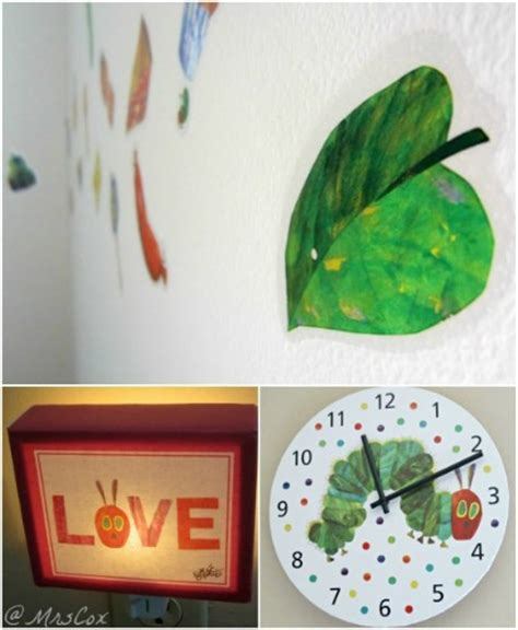 Room Refresh With Eric Carle Review And Giveaway Hungry Caterpillar Nursery Decor