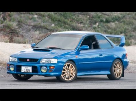 subaru coupe rs subaru rs ti coupe one take youtube