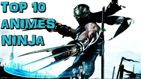 los mejores animes de ninjas top  animes ninja youtube