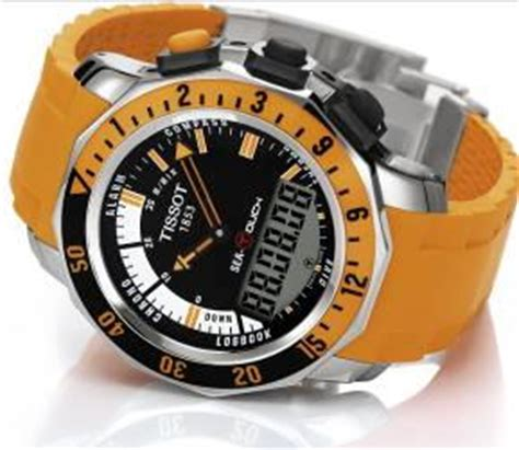 tissot dive watches tissot s sea touch dive luxury touchscreen swiss