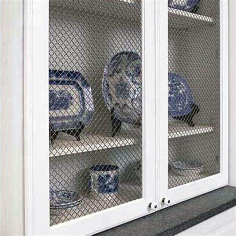 chicken wire cabinet door inserts kitchen cabinet types southern living