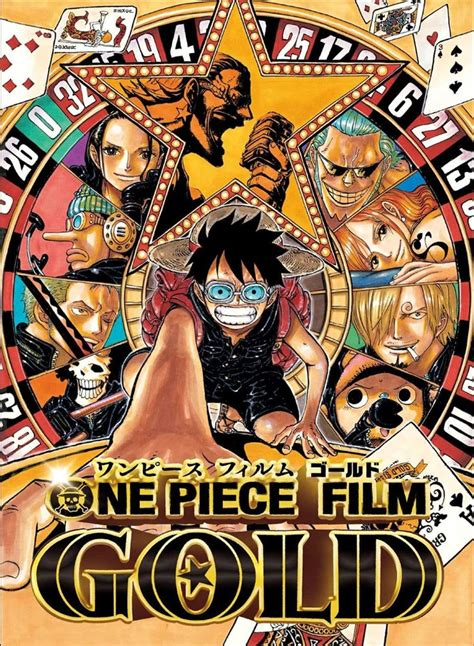 film one piece trailer one piece film gold presenta su nuevo teaser trailer