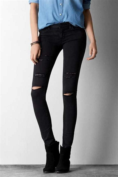 Ripped Jegging Ripped Jegging Ripped 17 best images about denim done right on jeggings and american eagle