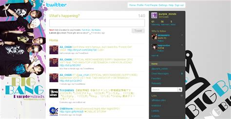 twitter layout preview twitter layout purple minds