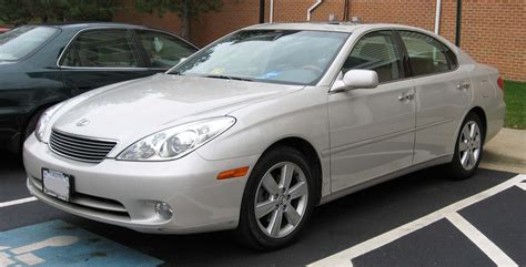 lexus es300 2006 2006 lexus es 330 information and photos momentcar
