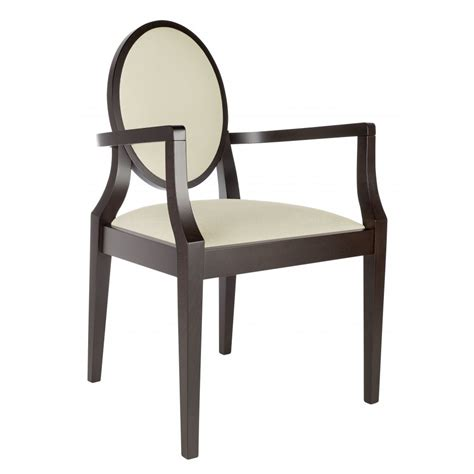 ultimate armchair best value collection monalisa cream and dark wood
