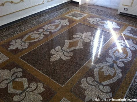 lucidatura pavimenti a piombo lucidatura pavimenti alla veneziana genova lucidatura