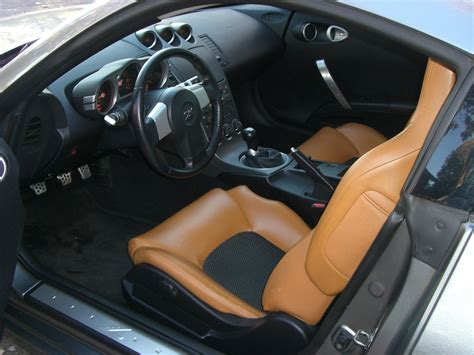 2003 Nissan 350z Interior by 2003 Nissan 350z Pictures Cargurus