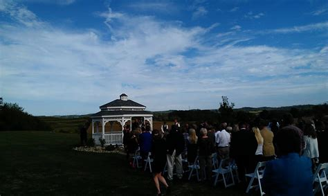 nicassio fields harrison city pa rustic wedding guide