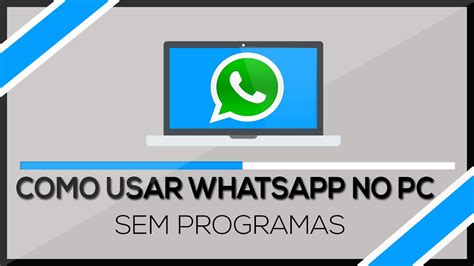 tutorial como usar o whatsapp no pc como usar retrica no pc como baixar retrica para pc 9