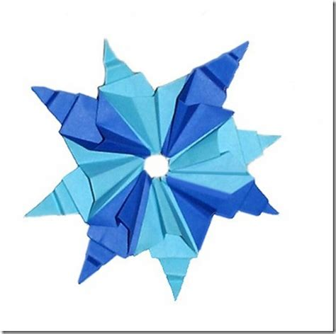 Origami Conch Shell - origami conch shell gallery craft decoration ideas