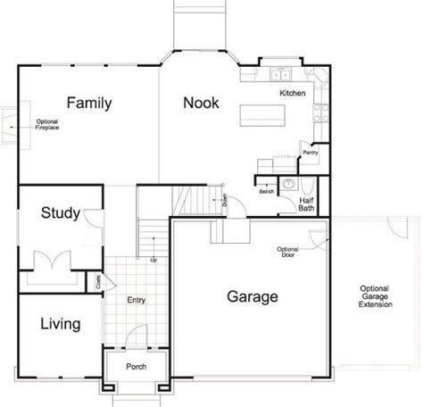 ivory home floor plans clairemont ivory homes floor plan level ivory