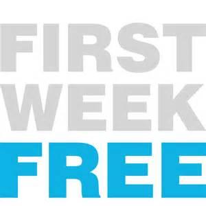 Free Week Week Free