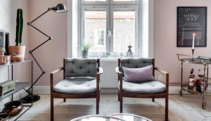 moderne wohnzimmerlen rosa wande wohnzimmer