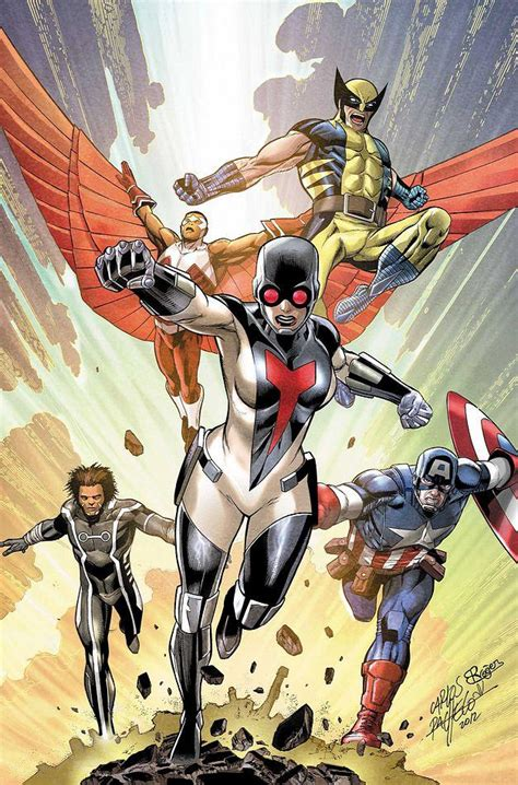 libro avengers by jonathan hickman getting to know jonathan hickman s new avengers recruits