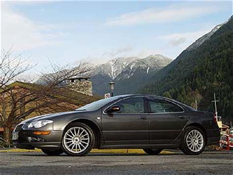 2004 chrysler 300m review test drive 2004 chrysler 300m special autos ca