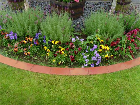 define tow colored 18 amazing garden edging ideas that are budget friendly