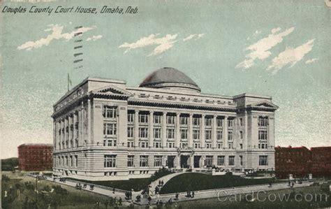 Douglas County Nebraska Court Search Douglas County Court House Omaha Ne Postcard