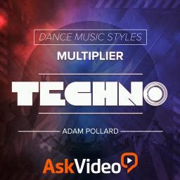 tutorial dance music dance music styles 108 techno video tutorial