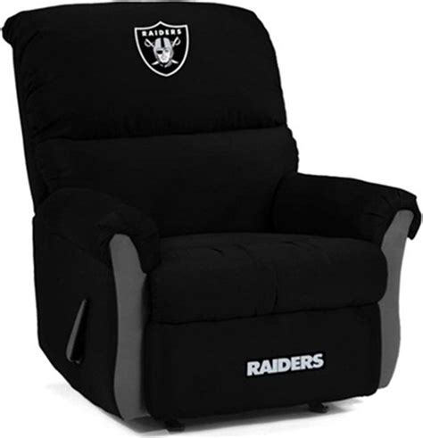 Raiders Recliner by 1000 Images About Oakland Raiders Fan Gear On