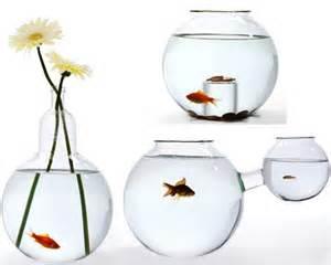 Pix For > Unique Fish Bowls