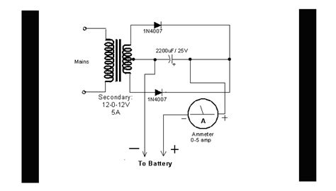 18 [ Schumacher Battery Charger Wiring Diagram ] 250w