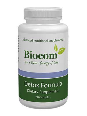 Ch Detox Pills by Biocom International Europe Ag Webshop