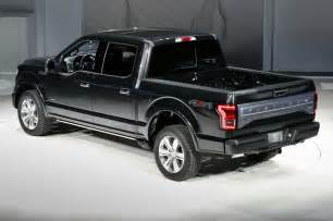 Ford Detroit 2015 Ford F 150 In Detroit Rear Side View Photo 8