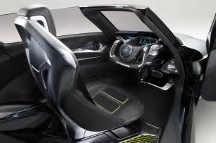 interior concept nissan bladeglider concept to smash barriers at 2013 tokyo
