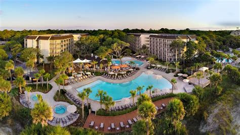 Hilton Head Island Hotels   Omni Hilton Head Oceanfront Resort