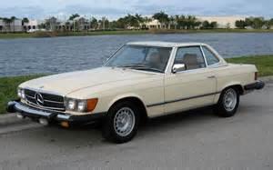 1983 Mercedes 380sl 1983 Mercedes 380sl Roadster 64134