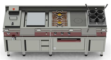 cuisine charvet charvet launches the pro 700 series of compact cooking