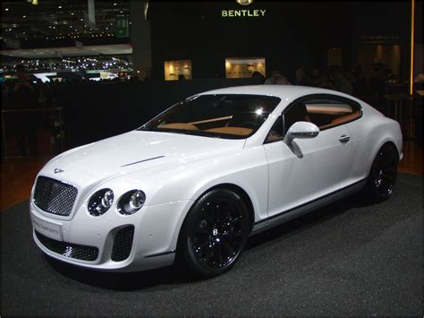 white bentley bentley continental 2015 white image 6