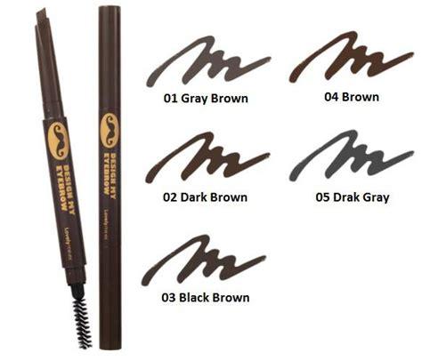 Termurah Faceshop Design My Eyebrow ch 236 kẻ m 224 y lovely me ex design my eyebrow