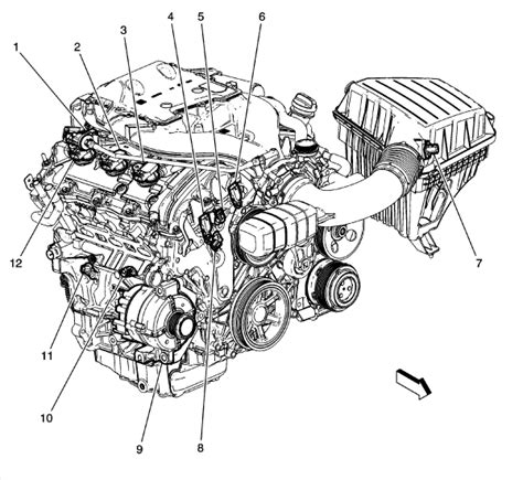 chevy 2 8l engine diagram chevy get free image about
