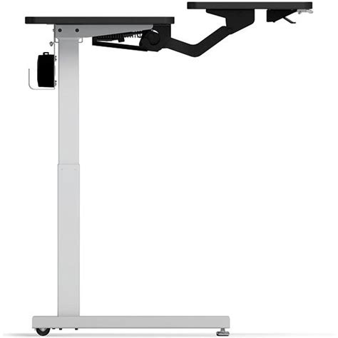 elevate adjusta 48 electric sit stand desk ergotron mvjb48ss elevate adjusta 48 electric sit stand desk