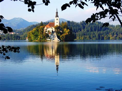 slovenia lake slovenia tourist destinations