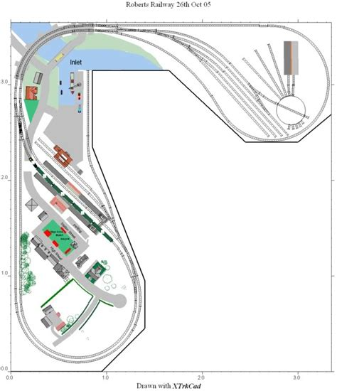 layout design ho scale ho scale l shaped layout google search modellbahn