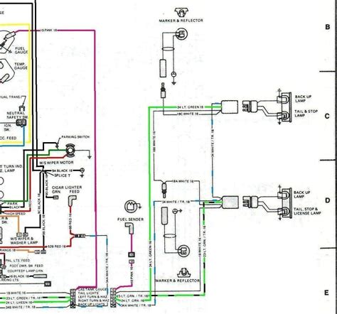 79 cj7 wiring diagram for lights wiring diagram