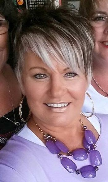 short frosted hair cut best 25 frosted hair ideas on pinterest grey hair to