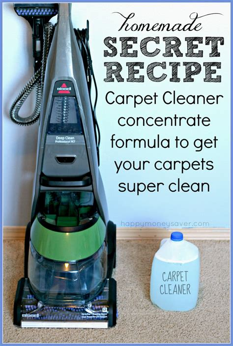 the best carpet cleaning solution