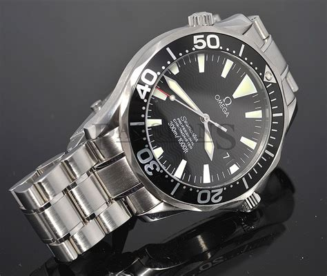 """Omega, 41mm """"Seamaster Professional 300m"""" Chronometer in Steel   Passions Watch Exchange"""