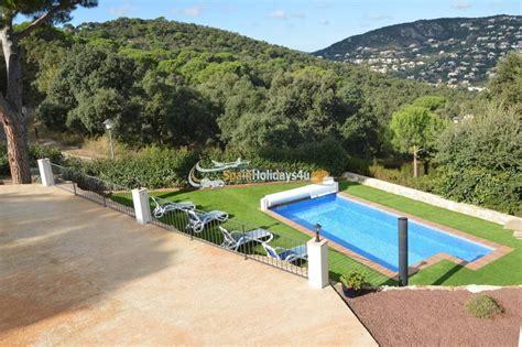 huizen te koop costa brava zwembad vakantie huizen huren aan de costa brava