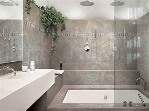 Ideas For Bathroom Tiling by Bathroom Tile Ideas That Are Modern For Small Bathrooms